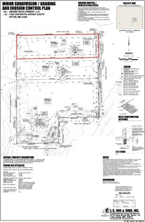 xxx1 S Oakgreen (parcel A) Avenue, Afton, MN 55001