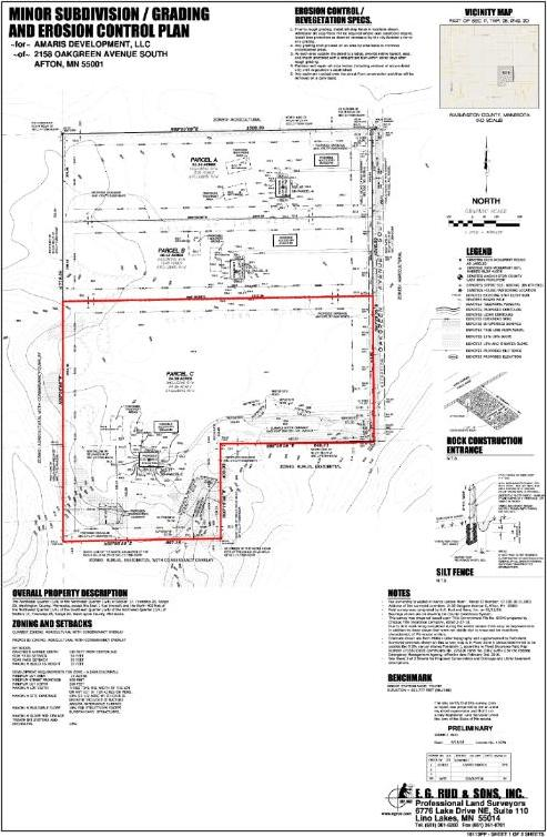 xxx3 S Oakgreen (parcel C) Avenue, Afton, MN 55001