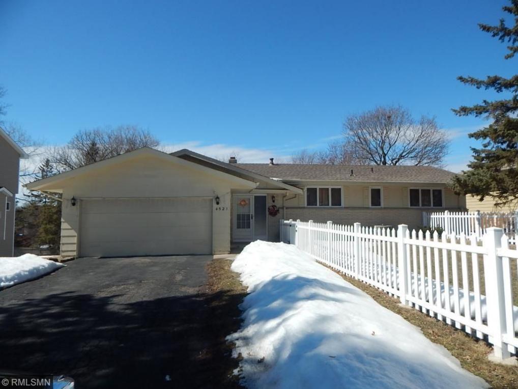 4521 N Boone Avenue, New Hope, MN 55428