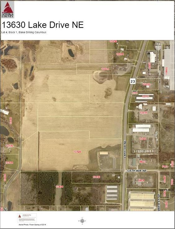 13630 NE Lake Drive, Columbus, MN 55025