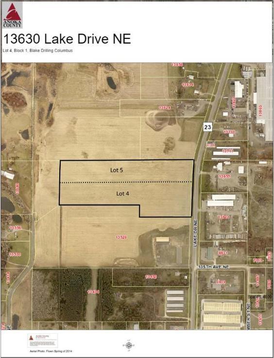 13660 NE Lake Drive, Columbus, MN 55025