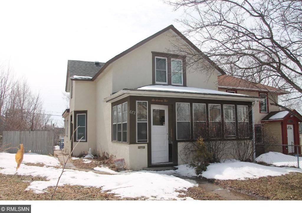 672 E Cook Avenue, Saint Paul, MN 55106