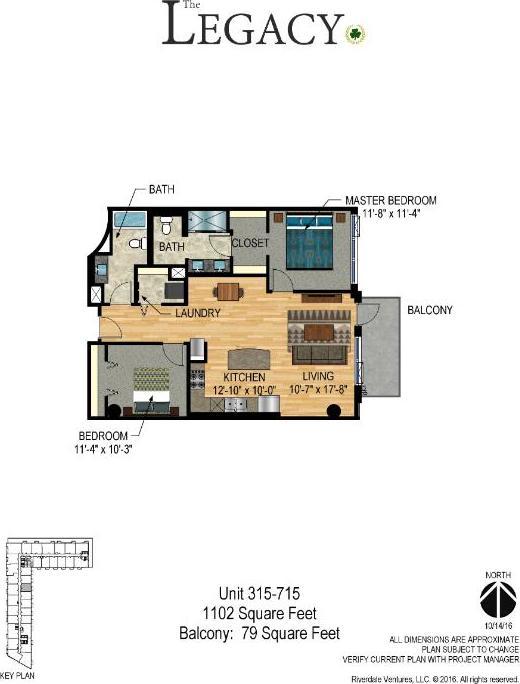 1240 S 2nd Street #315, Minneapolis, MN 55415