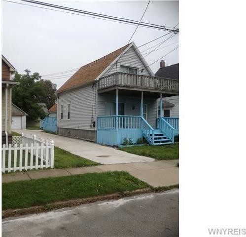 24 Home Place, Lackawanna, NY 14218