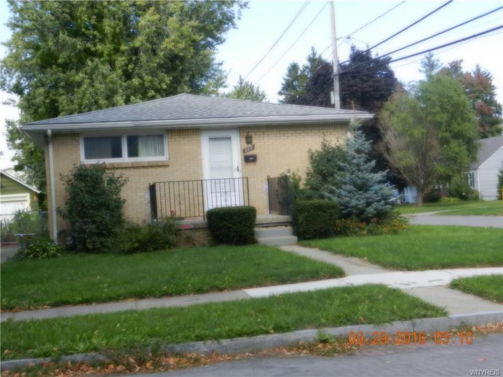 150 Carlyle Avenue, Buffalo, NY 14220