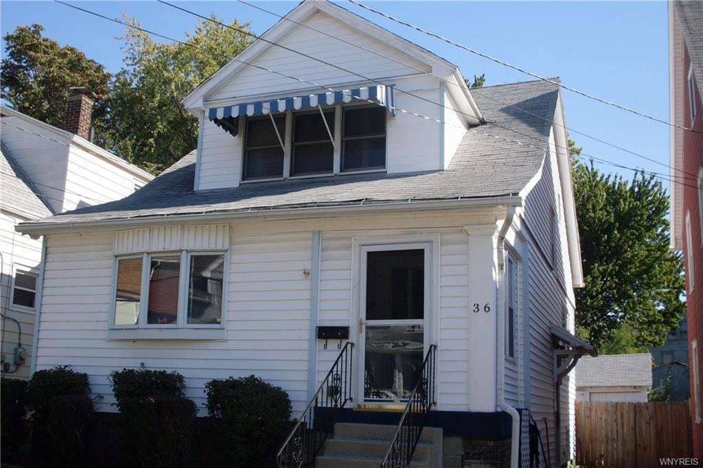 36 Colton Ave, Lackawanna, NY 14218