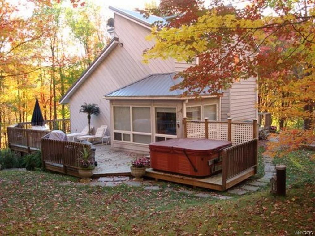 8246 Rohr Hill, Ellicottville, NY 14731