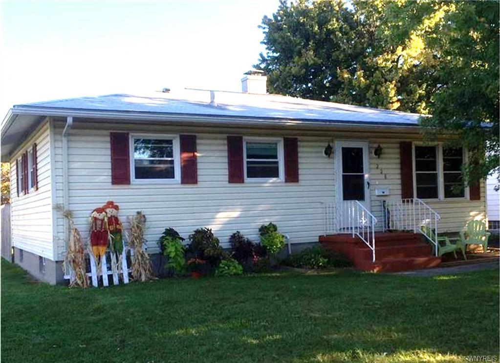 Adorable Ranch in Tonawanda City - ready to move in!