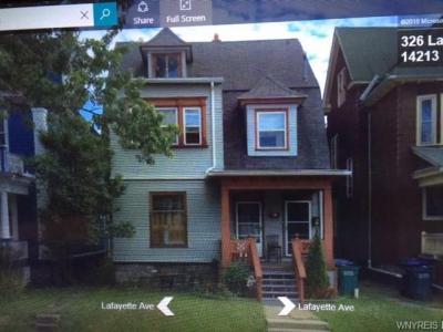 Photo of 327 Lafayette Avenue, Buffalo, NY 14213