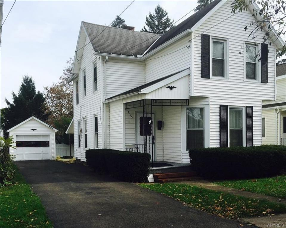 115 South 10th Street South, Olean City, NY 14760
