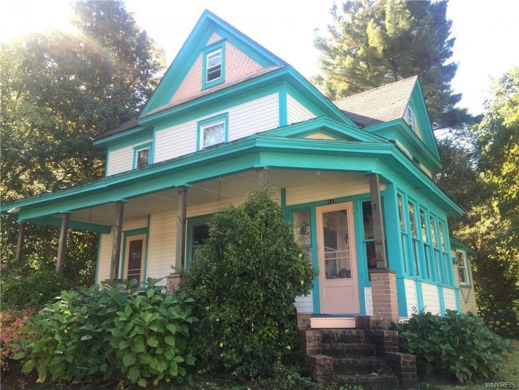 115 Thompson Avenue, Little Valley, NY 14755