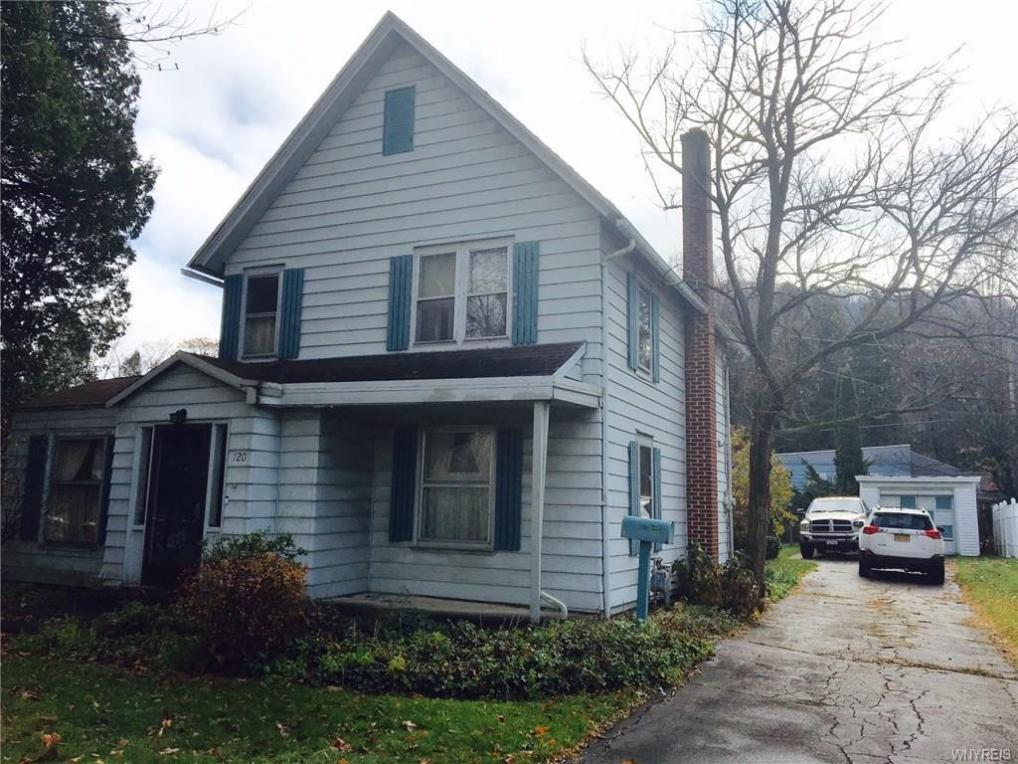 120 East Riverside Drive East, Olean City, NY 14760