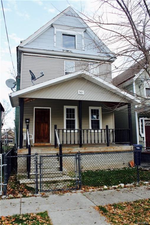 561 West West #Back, Buffalo, NY 14213
