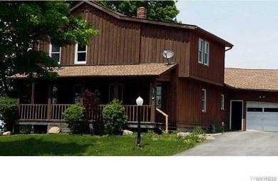 3839 East Main Street Road, Attica, NY 14011