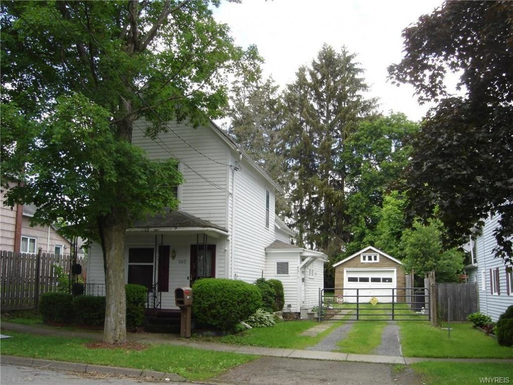 305 E Oak St, Olean City, NY 14760