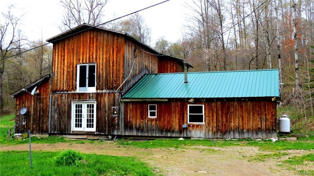 2838 East Hill Road, Franklinville, NY 14737