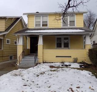 153 Stockbridge Avenue, Buffalo, NY 14215