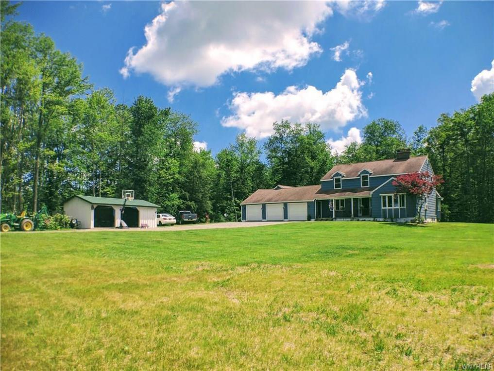 13141 Jennings Road, Collins, NY 14034
