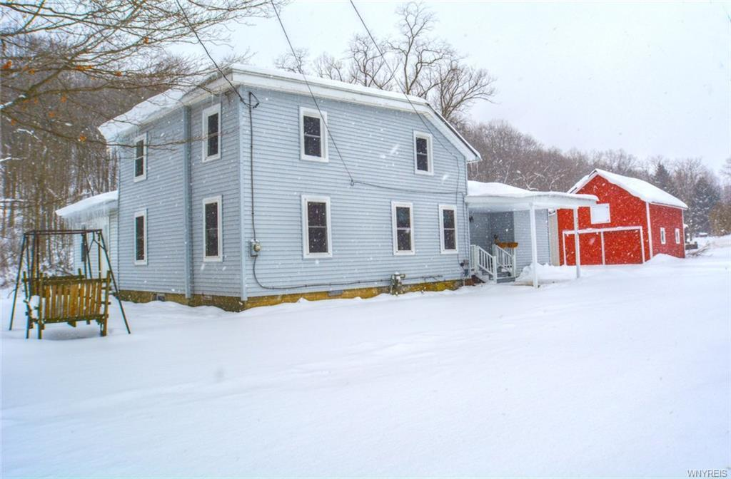 7709 Route 353, New Albion, NY 14719