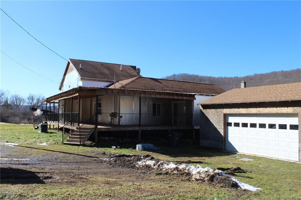 3449 County Road 6, Clarksville, NY 14727