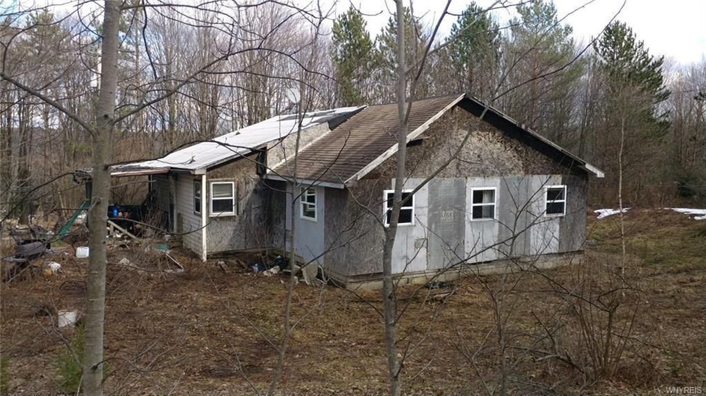 1423 Hill Road East, Lyndon, NY 14737