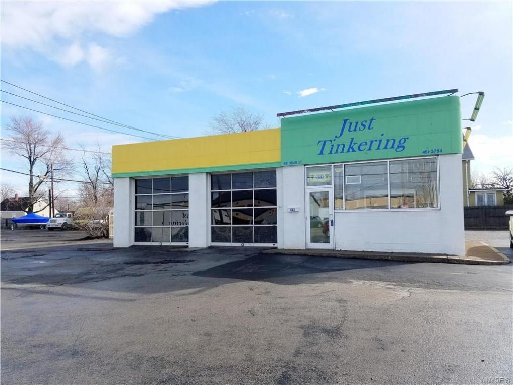 661 Main Street, Tonawanda City, NY 14150