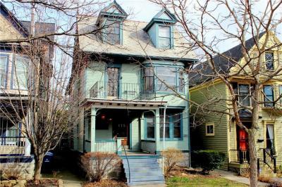 Photo of 115 Norwood Avenue, Buffalo, NY 14222