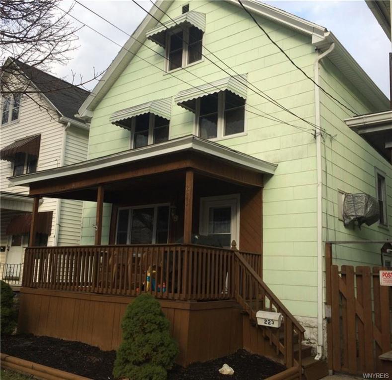 223 Benzinger Street, Buffalo, NY 14206