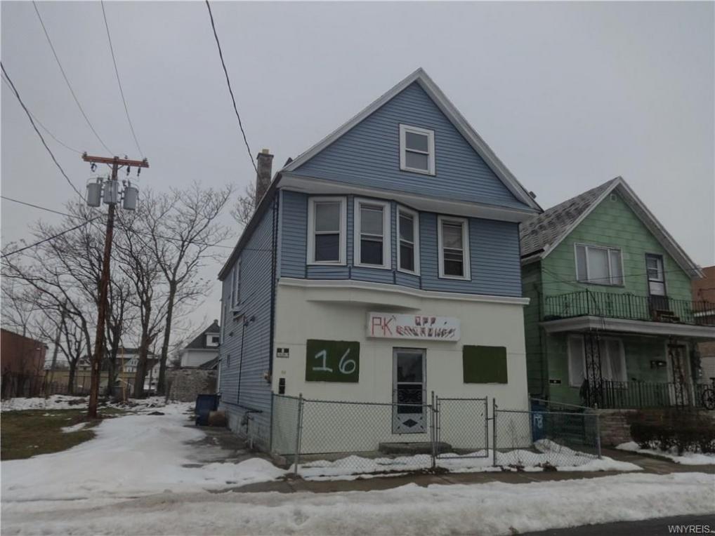 16 Woltz Avenue, Buffalo, NY 14212