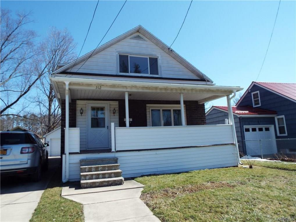 312 King Street, Olean City, NY 14760