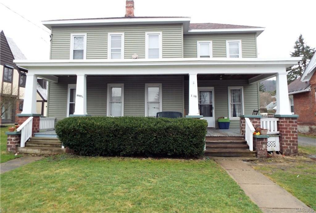 1005 West Henley, Olean City, NY 14760