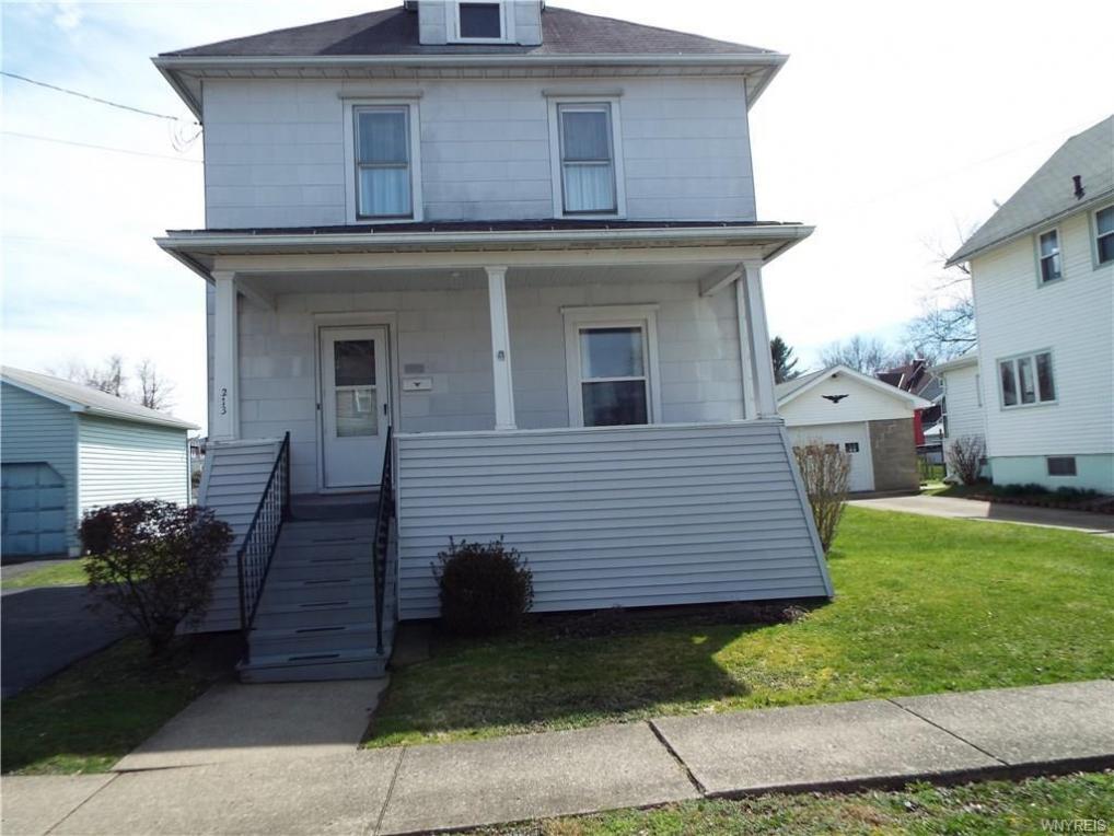 213 Root Street, Olean City, NY 14760