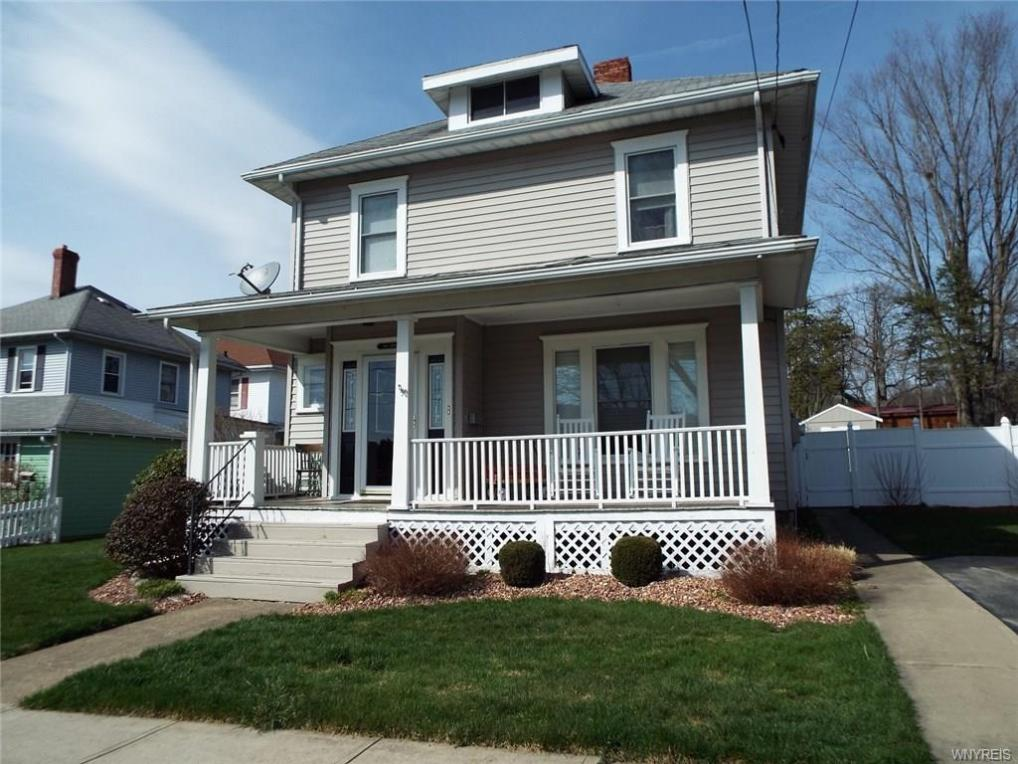 903 Crown Street, Olean City, NY 14760