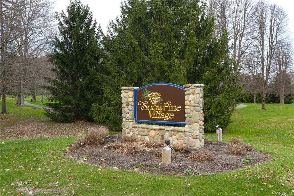 16 Snowpine Village, Great Valley, NY 14741