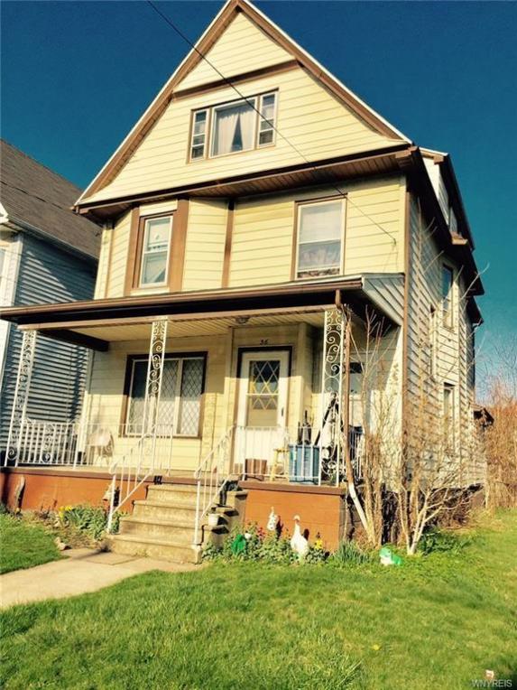 36 Victory Avenue, Lackawanna, NY 14218