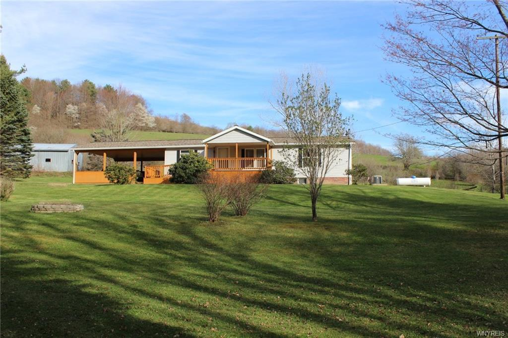 6984 Beers Hollow Road, Bolivar, NY 14715