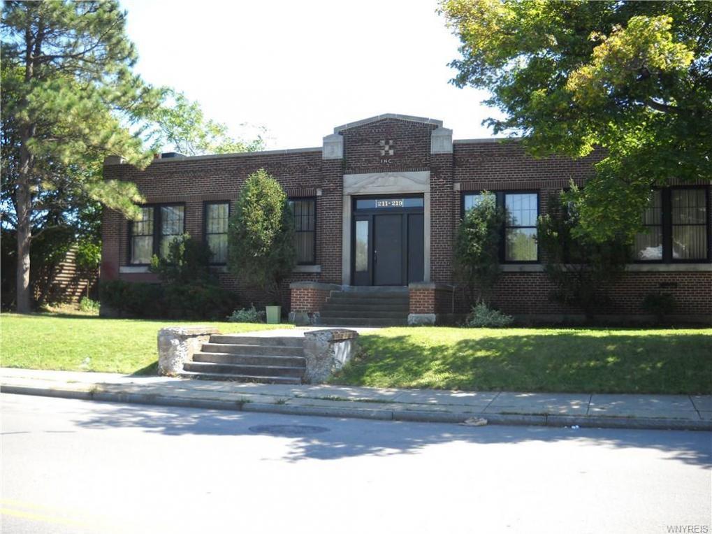 211 Hertel Avenue, Buffalo, NY 14207