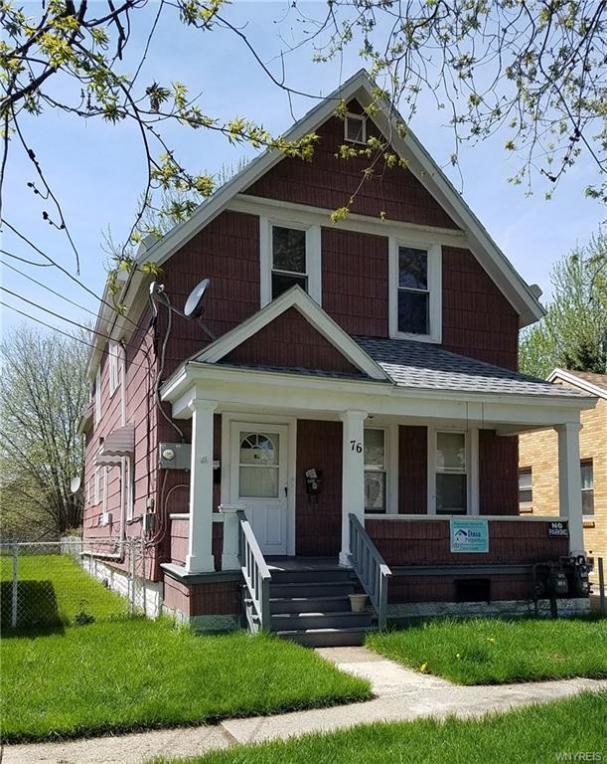 76 Weber Avenue, Buffalo, NY 14215