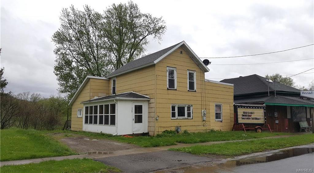320 Center Street, Salamanca City, NY 14779