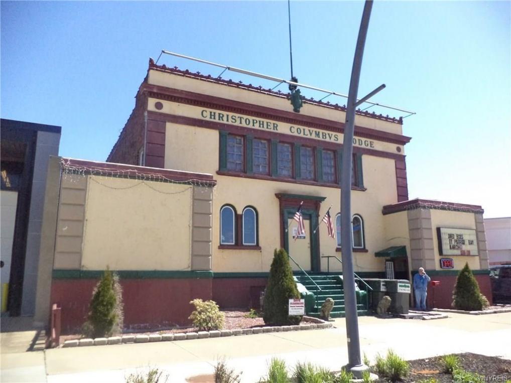 538-40 North Union Street, Olean City, NY 14760