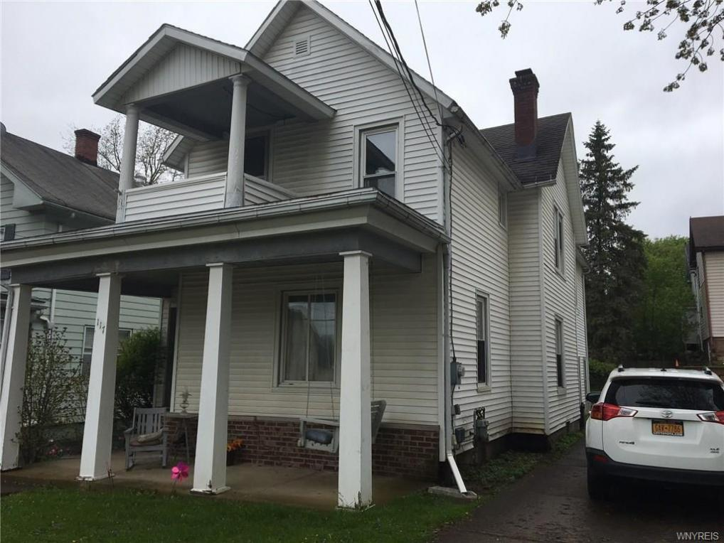 117 North 4th Street, Olean City, NY 14760