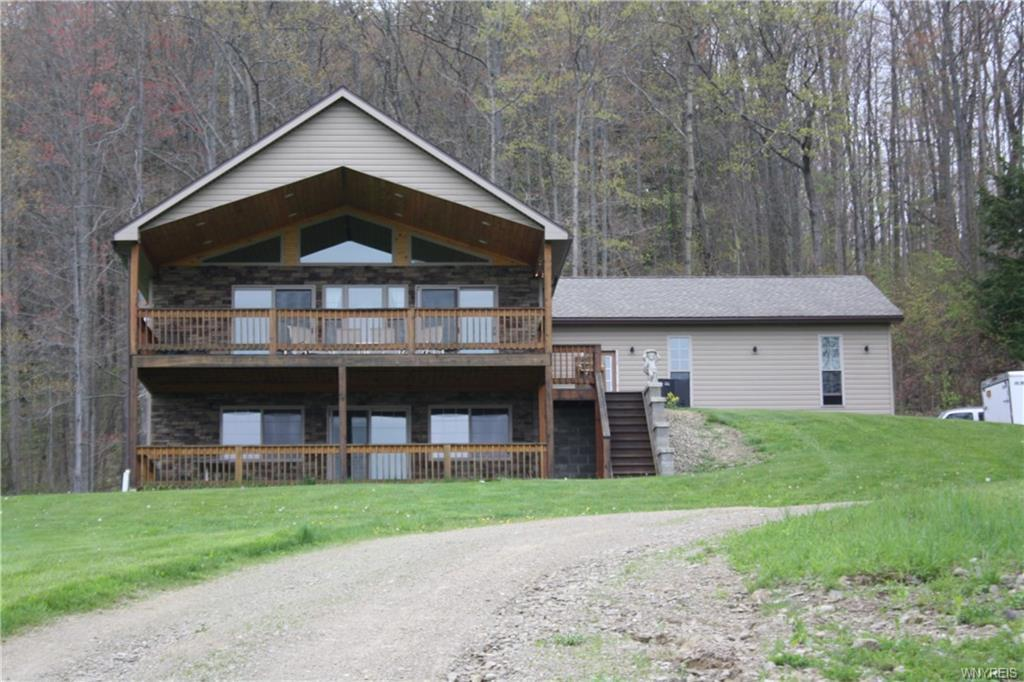 1428 Promised Land Acres, Portville, NY 14760