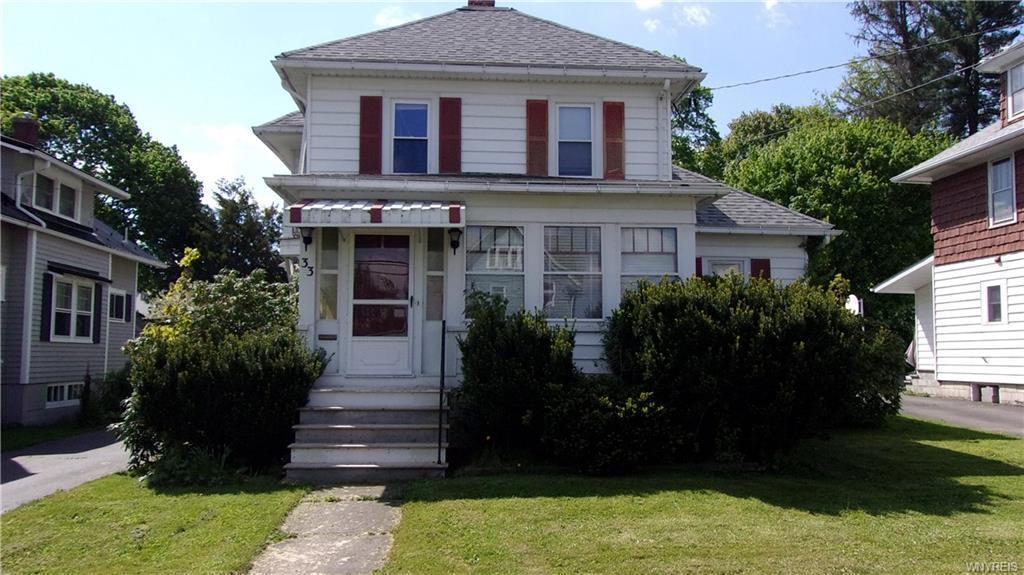 33 Earley Street, Wellsville, NY 14895