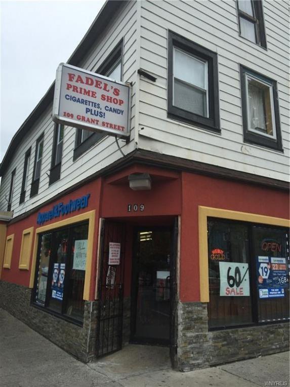 109 Grant Street, Buffalo, NY 14213