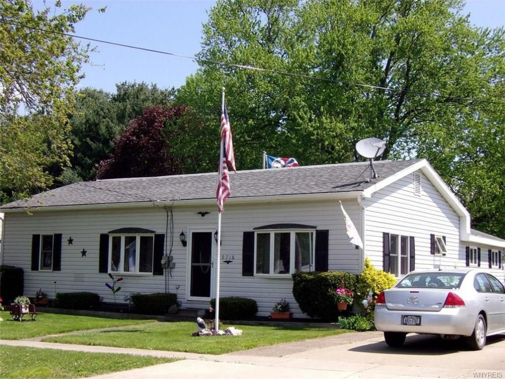 9718 Mckinstry Road, Machias, NY 14101