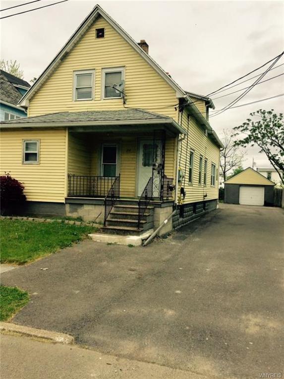 24 Arnold Place, Lackawanna, NY 14218