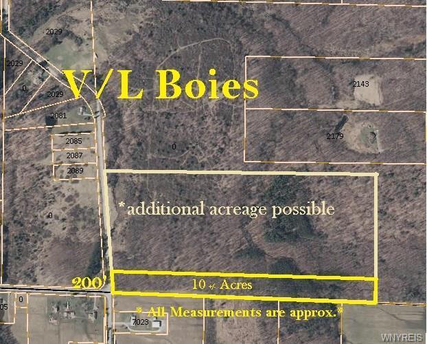 V/L 10A Boies Road, Aurora, NY 14170