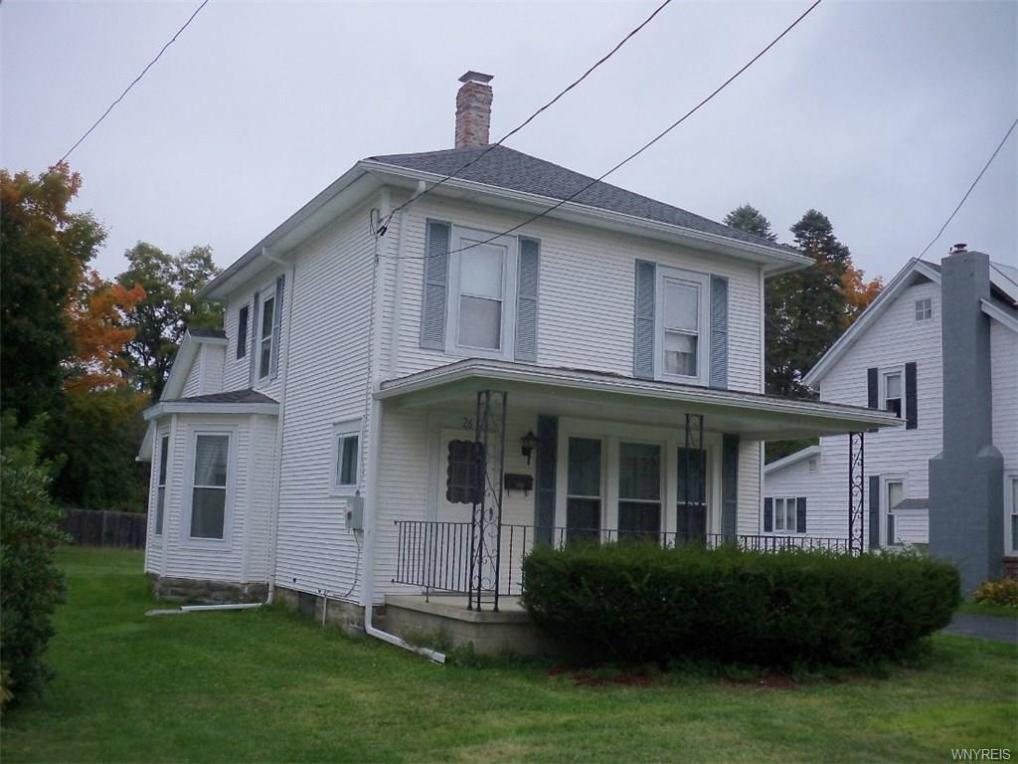 26 1st Avenue, Franklinville, NY 14737