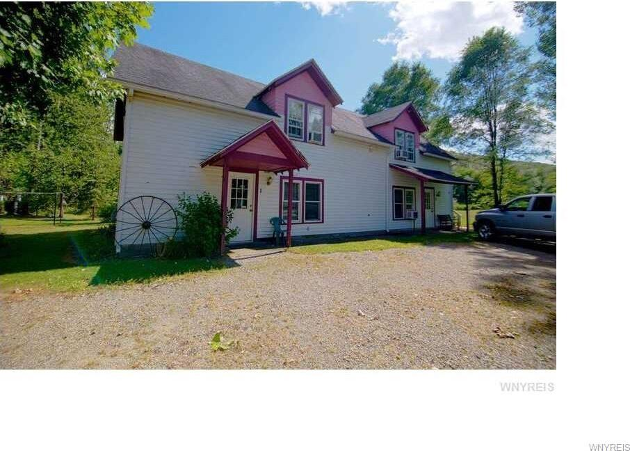 1760 Four Mile Road, Allegany, NY 14706