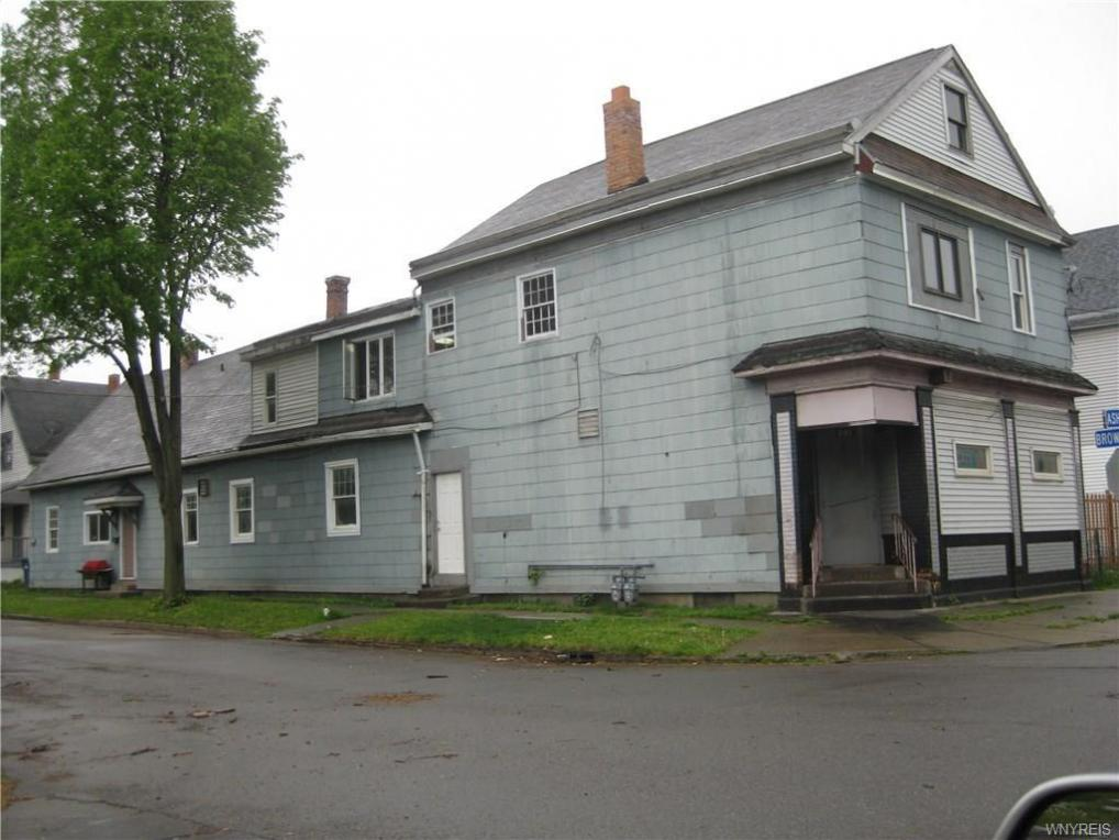 241 Ashley Street, Buffalo, NY 14212